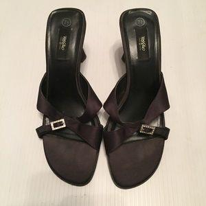 Mossimo Black Dressy Heels 7.5